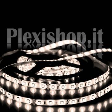 BIANCO CALDO - Striscia LED Media luminosità SMD 5050