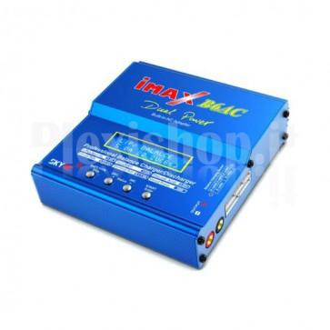 Caricabatteria automatico IMAX B6AC per Li-Po, Ni-Mh, Ni-Cd, Lead Acid, 5Ah