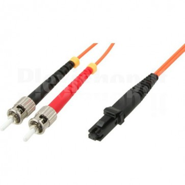Cavo fibra ottica ST/MT-RJ 62,5/125 Multimodale 2 m OM1