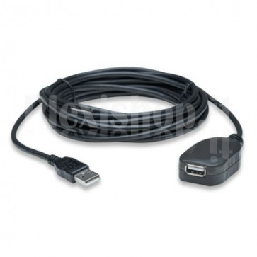 Cavo Prolunga Attivo Hi-Speed USB 2.0 5 mt.