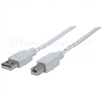 Cavo USB 2.0 A maschio/B maschio