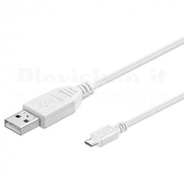 Cavo USB 2.0 A maschio/Micro B maschio