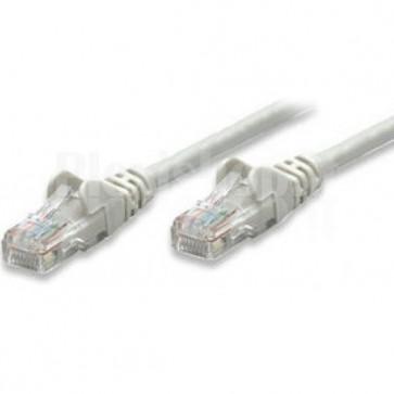 Cavo di rete Patch in Rame Cat. 6A Grigio SFTP 0,3 mt