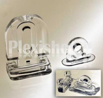 Chiusura in Plexiglass Trasparente