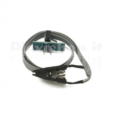 Clip a pinza per rilevare o trasferire segnali su IC