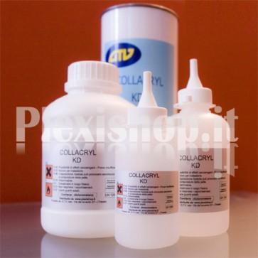 K 270 viscosa molto riempitiva con KAT 27 catalizzatore