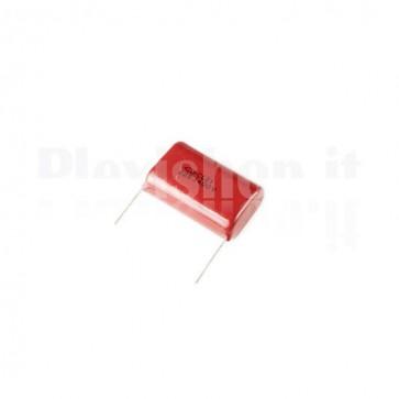 Condensatore poliestere 100nF