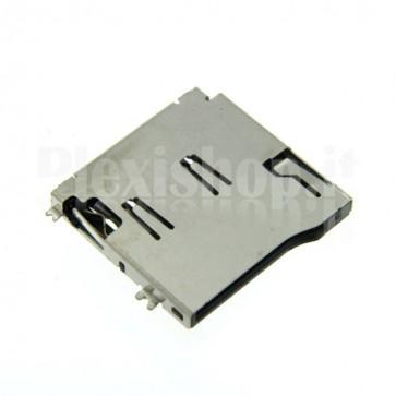 Slot per schede microSD