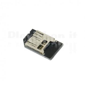 Connettore per TF/SD Card