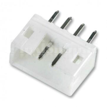Connettore PH2.0 da circuito stampato, 4 contatti