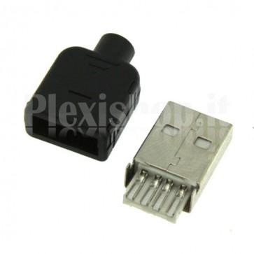 Connettore USB di tipo A maschio