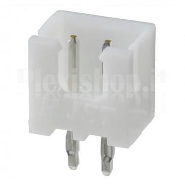 Connettore XH2.54 da circuito stampato, 2 contatti