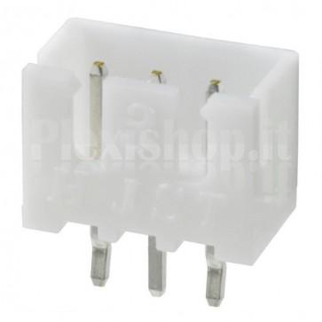 Connettore XH2.54 da circuito stampato, 3 contatti