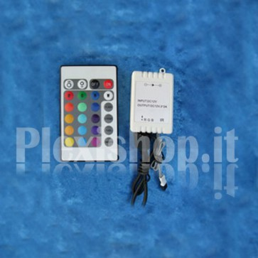 Controller RGB 24 Tasti 24V