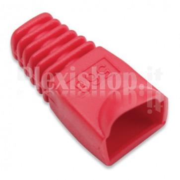 Copriconnettore per Plug RJ45 rosso