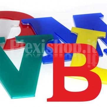 Cover per lettere luminose - B