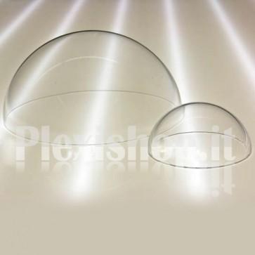 Cupola in plexiglass da 200 mm sp.5