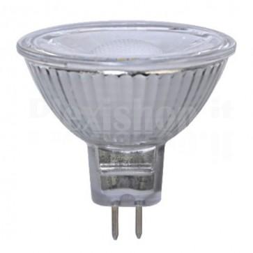 Faretto LED GU5.3 Bianco Caldo 4W, Classe A+