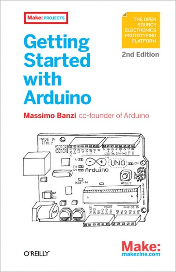 Libro Arduino - Getting started with Arduino, 2nd Edition
