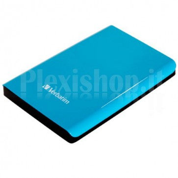 Hard Disk Esterno 2.5'' Store 'n' Go 1TB USB 3.0 Azzurro