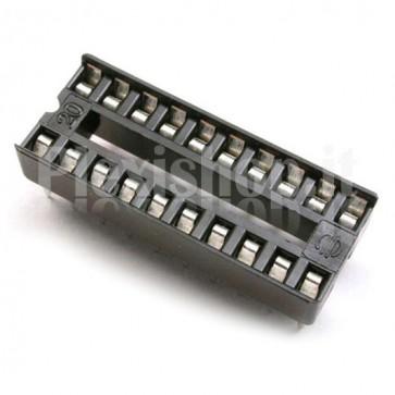 Zoccolo per circuito integrato 20 Pin
