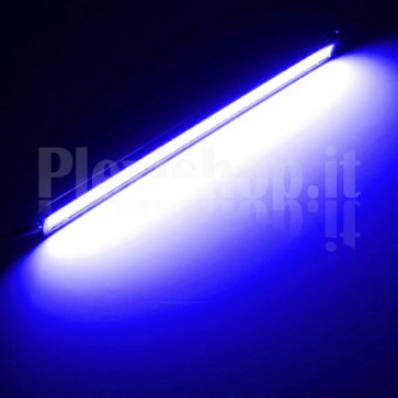 Kit Luci Diurne DRL COB LED (12V) - Blu