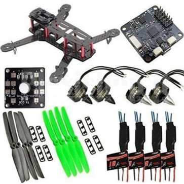 Kit per assemblaggio drone racing
