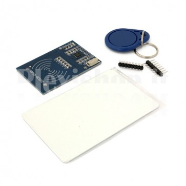 Kit RC522 con Card e IC Key