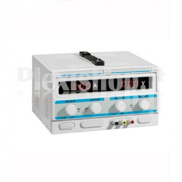 Alimentatore Variabile Digitale ad Alta Potenza 0-60V/0-50A