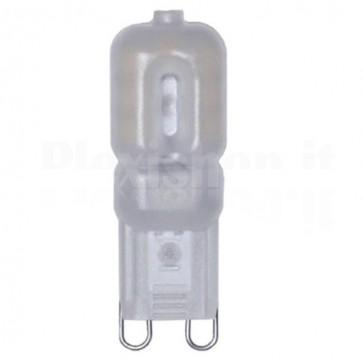 Lampada LED G9 Bianco Caldo 2,5W Classe A+