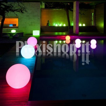 Lampada Led da Arredo Ball Media