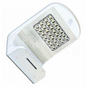 Lampada LED Solare da Esterno con Sensore di Movimento 70+700 lumen
