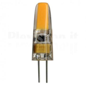 Lampada Mini LED G4 1,4W 150 Lumen Bianco Caldo Dimmerabile A++