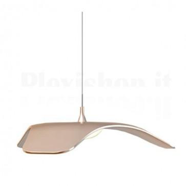 Lampadario LED a Sospensione 10W Oro