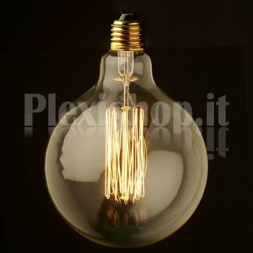 Lampadina Edison 40W - Globo 125mm
