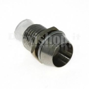 Supporto LED 5mm metallico