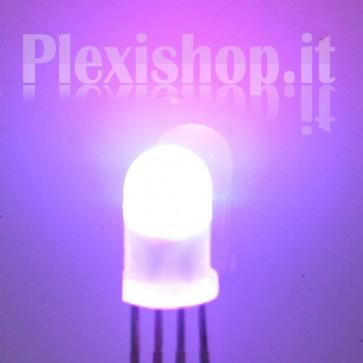 Led RGB 5mm - Anodo comune