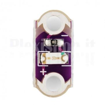 LilyPad LED - Rosso