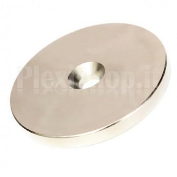 Magnete Neodimio - Dischetto Ø 30x5 mm