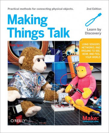 Arduino - Making things talk, 2nd Edition