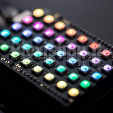 Matrice NeoMatrix 8x5 a LED RGB NeoPixel con 40 LED SMD WS2812B