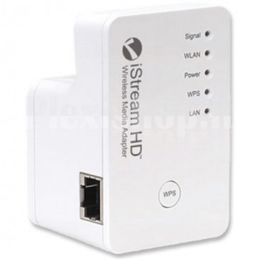 Adattatore Multimediale Wireless iStream HD 300N