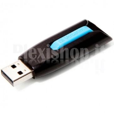 Memoria USB 3.0 Verbatim 16 GB blu