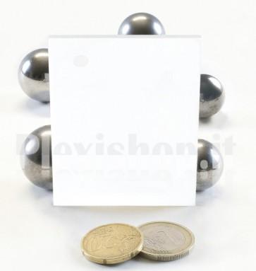1mq Sfridi Prima Scelta - Plexiglass bianco 190 10mm