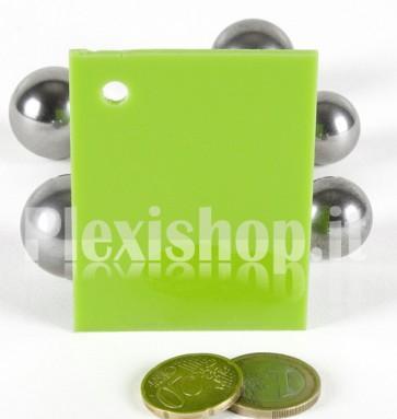 1mq Sfridi Prima Scelta - Plexiglass  verde 292 3mm
