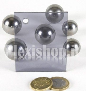 1mq Sfridi Prima Scelta - Plexiglass fumè 818 8mm