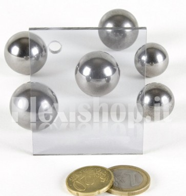1mq Sfridi Prima Scelta - Plexiglass fumè 820 3mm