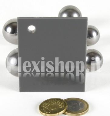 1mq Sfridi Prima Scelta - Plexiglass grigio 890 3mm