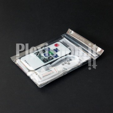 Mini LED Controller RGB 3x4 A con telecomando e connettore