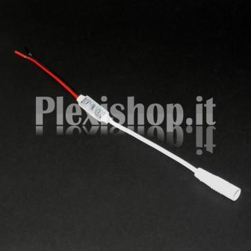 Mini LED Dimmer 6 A con connettore